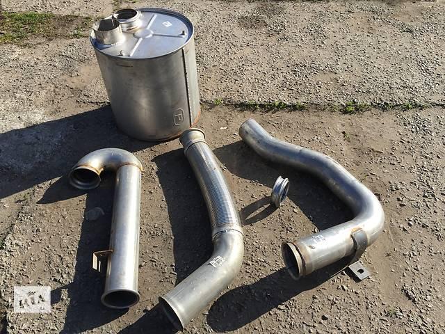 купить бу Новый глушитель для грузовика Daf XF в Кременчуге