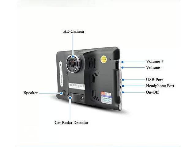 Новый GPS навигатор Bellfort GVR710 Compay- объявление о продаже  в Киеве