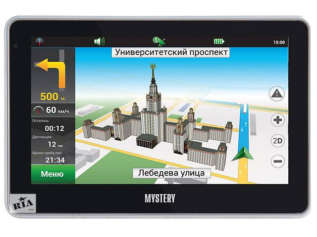 Новый GPS навигатор Mystery MNS-440MP NY- объявление о продаже  в Житомире