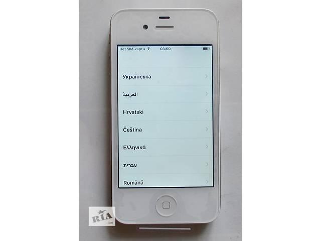 продам Новый iPhone 4S (не ипользовался, вообще). бу в Киеве
