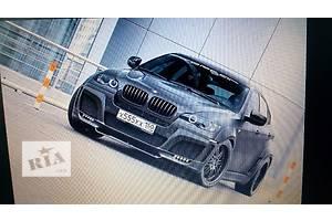 Новые Бамперы передние BMW X6