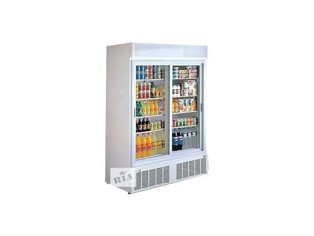 продам Новый холодильный шкаф витрина Crystal 1100 л, отменное качество бу  в Украине