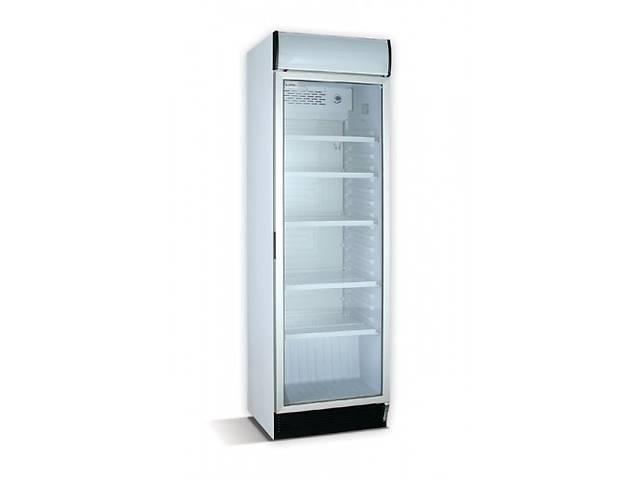купить бу Новый холодильный шкаф витрина Crystal 400 л, лучшее качество в Ровно