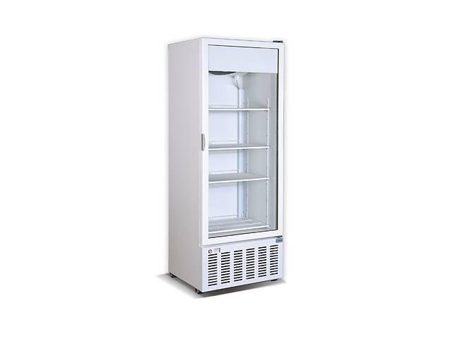 купить бу Новый холодильный шкаф витрина Crystal 400 л, отменное качество  в Украине