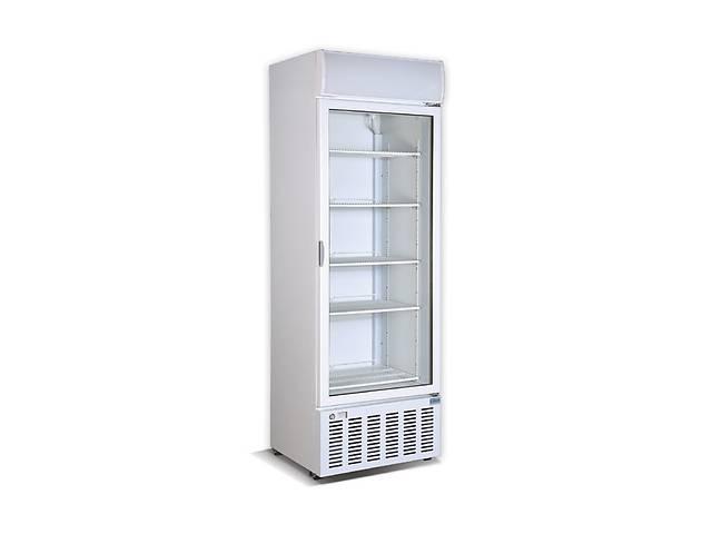 купить бу Новый холодильный шкаф витрина Crystal 500 л, отменное качество в Ровно