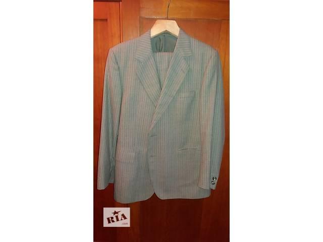 купить бу Новый классический мужской костюм, размер 54-56 в Днепре (Днепропетровск)