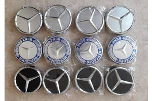 Новые Колпаки на диск Mercedes