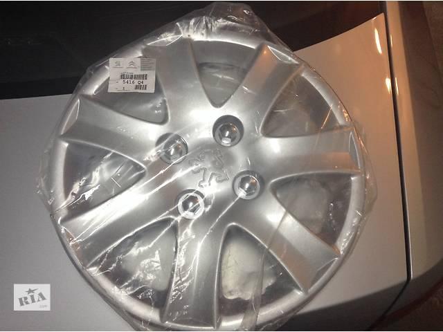 купить бу Новый колпак на диск для легкового авто Peugeot 207 в Львове