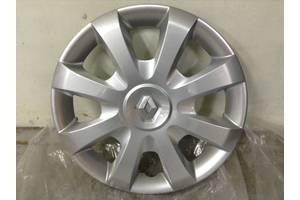 Новые Колпаки на диск Renault Clio Symbol
