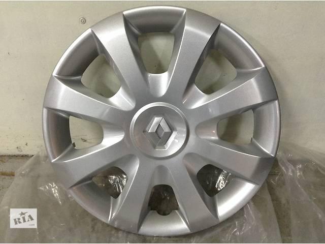 продам Новый колпак на диск для легкового авто Renault Clio Symbol бу в Львове