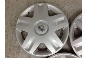 Новые Колпаки на диск Renault Clio
