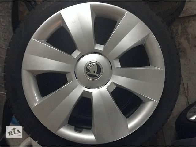 бу Новый колпак на диск для легкового авто Skoda в Львове