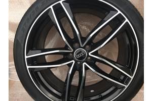 Новые диски с шинами Audi RS7
