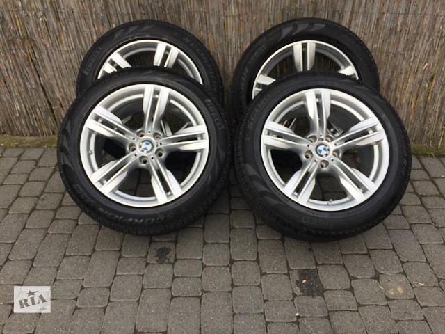 бу Новый КОМПЛЕКТ для легкового авто BMW X5 F15M. 467M.255/50/19.PIRELLI M+S. в Ужгороде