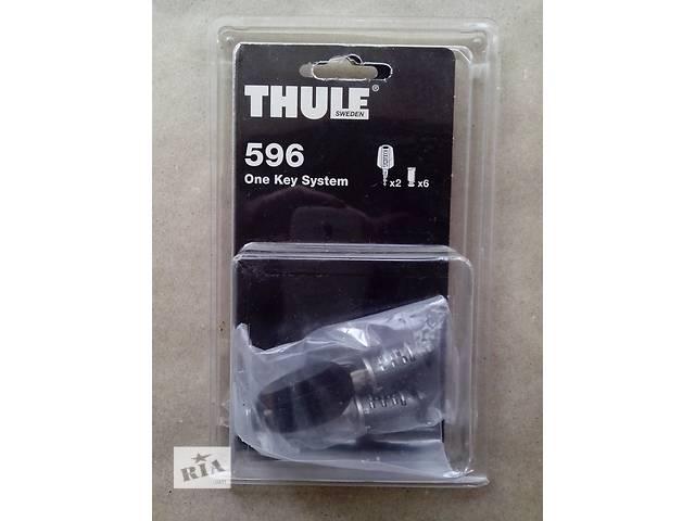 бу Новый Комплект ключей с личинками (6шт) Thule One-Key System 596 в Киеве