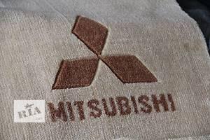 Новые Ковры салона Mitsubishi