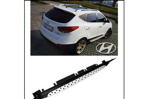 Новые Пороги Hyundai IX35