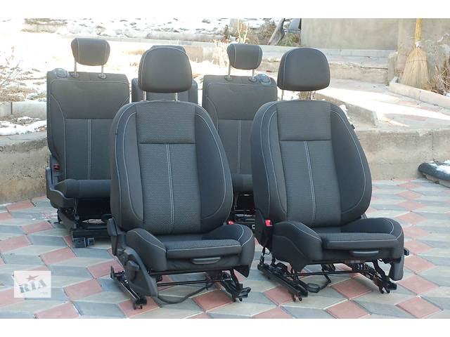 бу Новый комплект сидений легковой Renault Trafic 2014 в Ровно