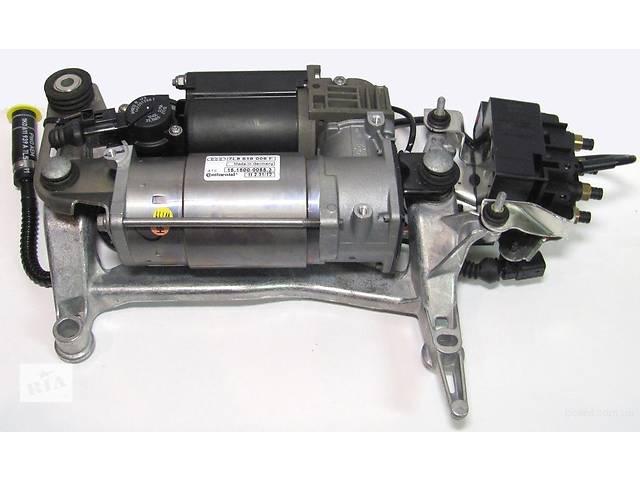 купить бу Новый компрессор пневмоподвески для легкового авто Volkswagen в Киеве
