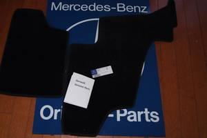 Новые Ковры салона Mercedes M-Class