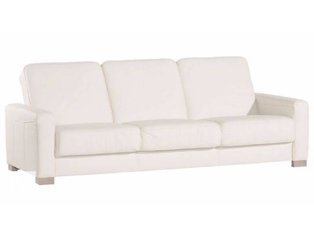 Новый кожаный польский раскладной диван Vegas с гарантией в 2 года- объявление о продаже  в Киеве
