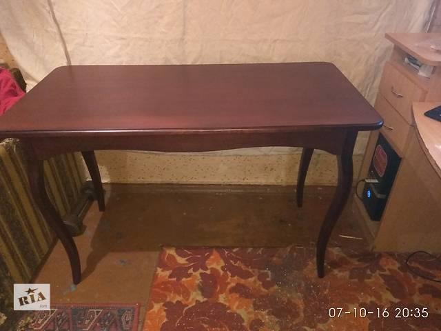 продам Новый кухонный стол из натурального дерева бу в Харькове