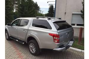 Новые Кунги на пикап Mitsubishi L 200