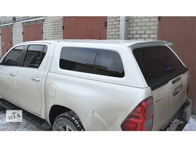 Новый кунг на пикап для пикапа Toyota Hilux- объявление о продаже  в Киеве