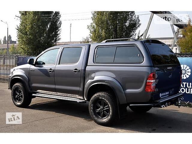 продам Новый кунг на пикап для пикапа Toyota Hilux бу в Киеве