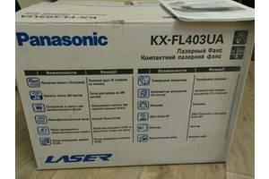 Новые Лазерные факсы Panasonic