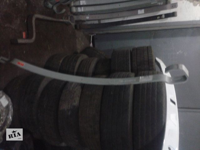 продам Новый Лист №2 зад (подкоренной) на Mercedes 809-914 ( h= 16mm, 80*1100*860 ) бу в Кривом Роге