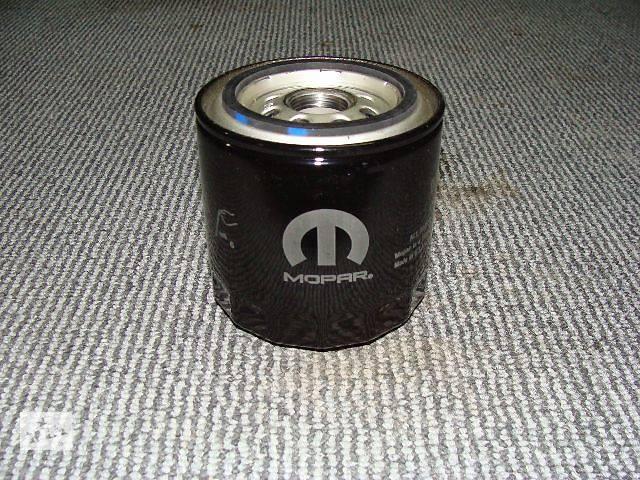 продам Новый масляный фильтр для легкового авто Chrysler 300 С 2008-2010 бу в Киеве