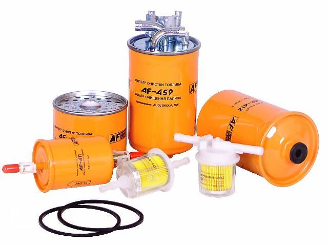 купить бу Новый масляный и топливный фильтр на Богдан А 091, А 092, ISUZU NQR 71, NQR75 в Черкассах
