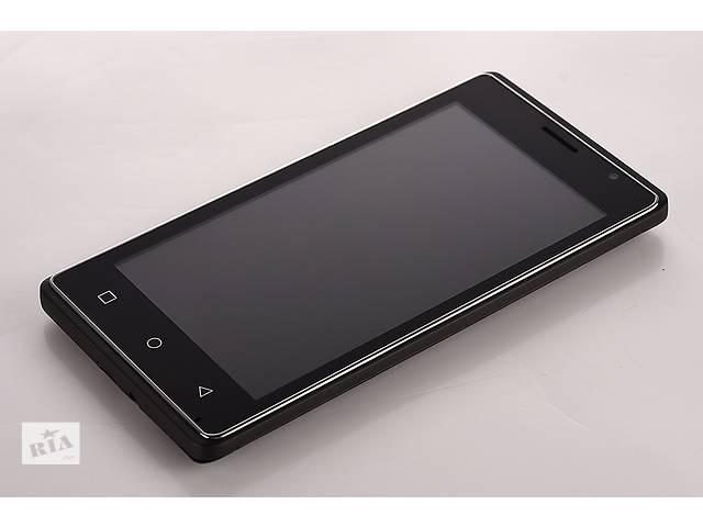 купить бу Новый мобильный телефон SERVO.Android 4.4.2.На 2 сим карты.Экран-5.0 в Киеве