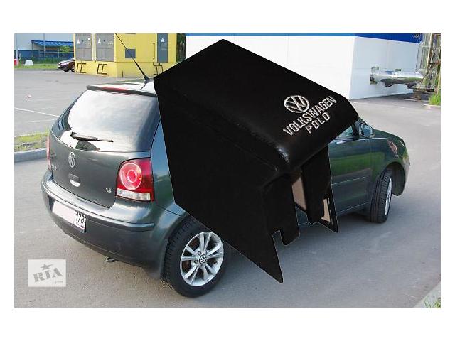Новый Модельный подлокотник для Volkswagen Polo с вышевкой логотипа компании Фольксваген. Отправлю в регионам.- объявление о продаже  в Сумах