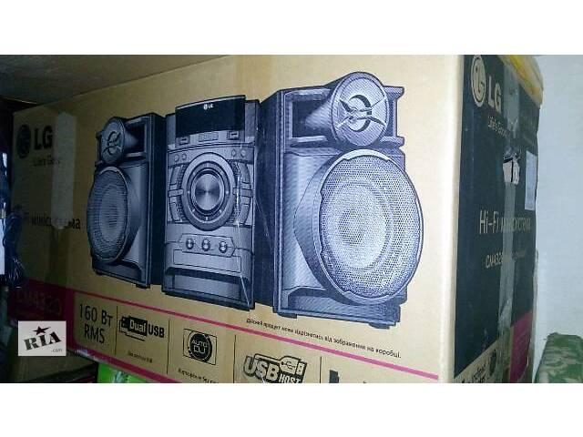 купить бу новый музыкальный центр с 2 USB   MP3 c CD FM-Radio ... в Киеве