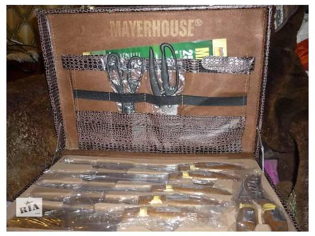 купить бу Новый Набор столовых принадлежностей mayerhouse в Киеве