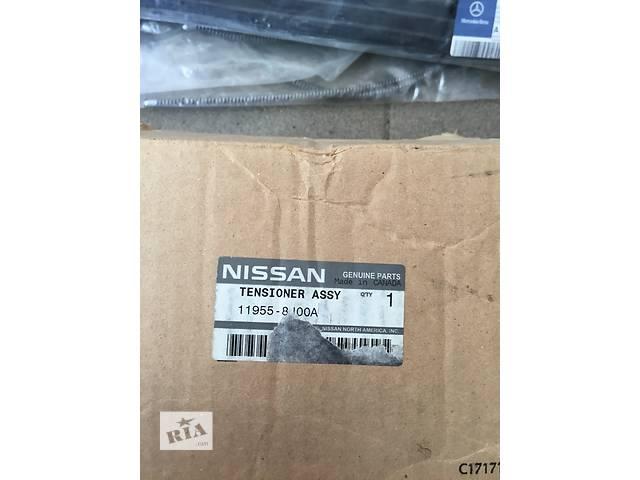 купить бу Новый натяжной механизм Nissan 11955-8J00A/ 11955-8J000 оригинал в Киеве