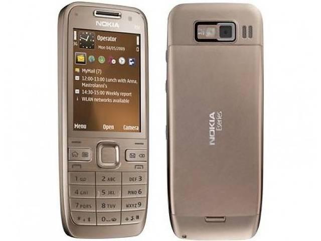 продам Новый Nokia E52. Бронзовый, серый, белый. Оригинальный. бу в Киеве