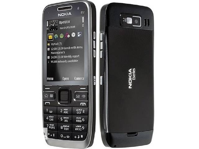 продам Новий Nokia E52. Чорний. Оригінальний. бу в Киеве