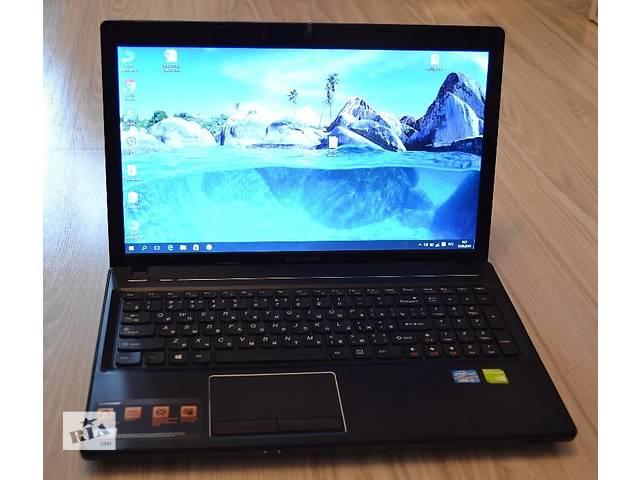 купить бу Новый ноутбук Lenovo IdeaPad G580 в Кривом Роге