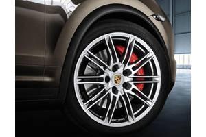 Новые Расширители крыла Porsche Cayenne