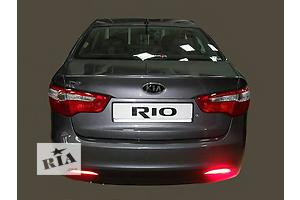 Новые Бамперы задние Kia Rio