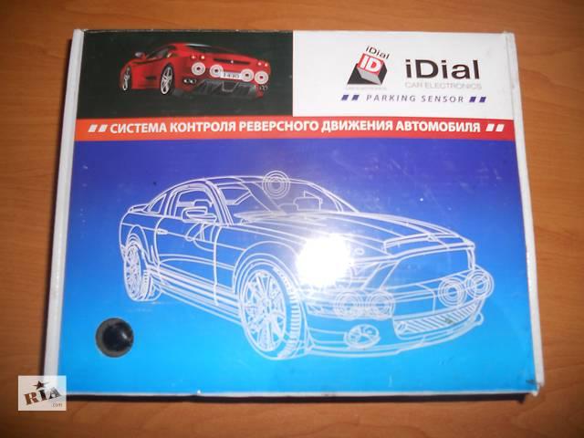 Новый парктроник IDial d037 Black управления для легкового авто- объявление о продаже  в Березному (Ровенской обл.)