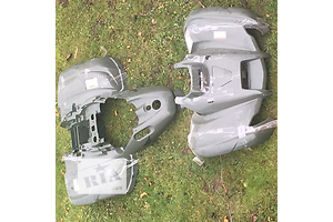 Новые Пластик под руль Honda