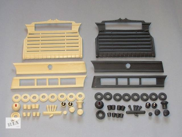Новый пластик,накладки панели приборов ГАЗ М20.- объявление о продаже  в Киеве