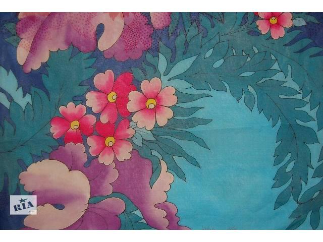 продам новый  платок из натурального крепдешина  бу в Харькове