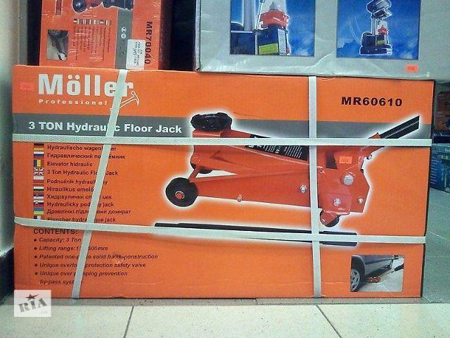 купить бу Новый  подкатной домкрат на 3 тонны. Müller Professional. в Белой Церкви