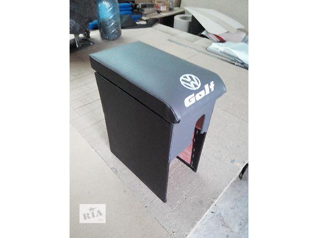 купить бу Новый Подлокотник для Гольф 4 с мягкой крышкой в Львове