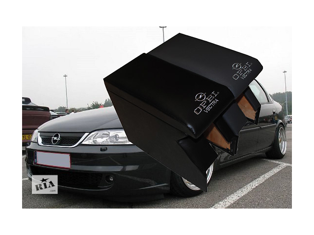 продам Новый Подлокотник на Opel Vectra B каждый заказ обговаривается индивидуально. Изготовлен из ДСП комбинированного с фанер бу в Сумах